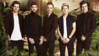 英國組合One Direction