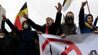 Русский марш в 2013 году