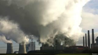कोयले का पॉवर प्लांट, जर्मनी, फ़ाइल फ़ोटो