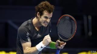 Andy Murray yari yanatsinze muri kimwe cya kabiri Rafael Nadal