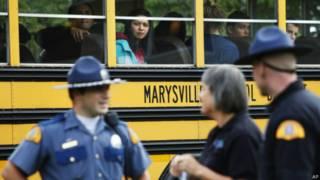 Стрельба в школе города Мэрисвилл