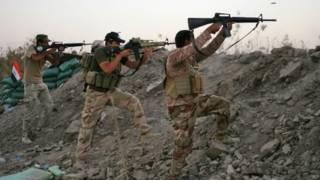 इराक़ी शिया लड़ाके