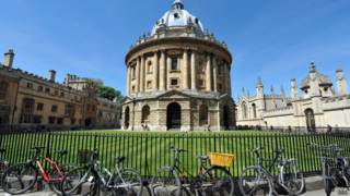 Universidade de Oxford (BBC)