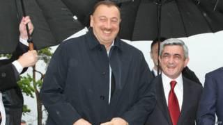Əliyev, Sarkisyan