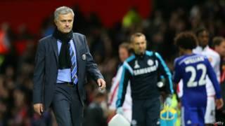 Mourinho yizera gutsinda Premier League