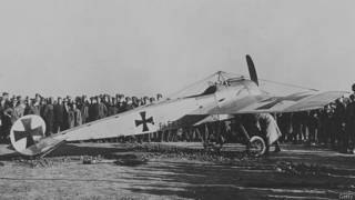 Fokker Eindecker