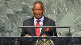 जाम्बिया राष्ट्रपति माइकल साटा