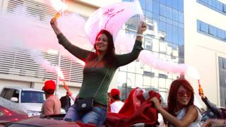 धर्मनिरपेक्ष पार्टी निदा ट्यूनिस के समर्थक, ट्यूनीशिया