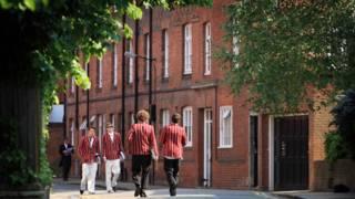 英國有一些伊頓公學這樣的世界名校