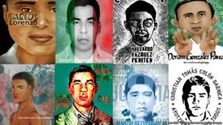 Ilustradores de Ayotzinapa