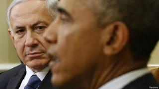 """Por qué está en crisis la """"inquebrantable"""" alianza de EE.UU. e Israel"""