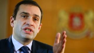 Бывший министр обороны Грузии Ираклий Аласания