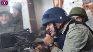 Кадр из видеозаписи с Пореченковым