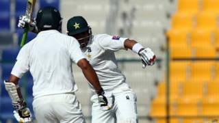 पाकिस्तानी बल्लेबाज़ मिस्बाह उल हक
