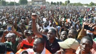 Mandamano ya Burkina Faso
