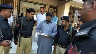 पाकिस्तान पुलिस