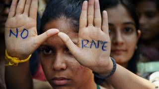 नो रेप, भारत, बलात्कार विरोधी प्रदर्शन