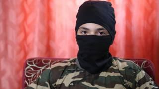 IŞİD militanı olmak isteyen Ebu Hattat