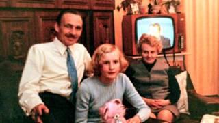जर्मनी में वाल्थर का परिवार