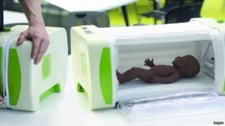 早产儿充气育婴箱