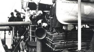 गदर पार्टी के सौ साल, कोमागाटा मारू की याद