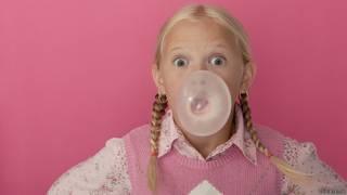 Пузырь из жевательной резинки