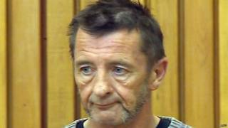 Фил Радд на заседании суда в Тауранге (Новая Зеландия) 6 ноября 2014 года