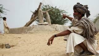 थार रेगिस्तान अकाल