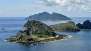 الجزر المتنازع عليها