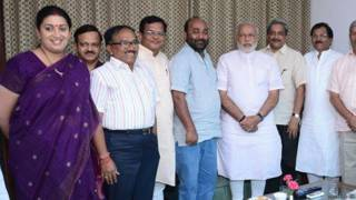 लक्ष्मीकांत परेसकर, गोवा, भारतीय जनता पार्टी