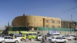 काबुल पुलिस प्रमुख कार्यालय