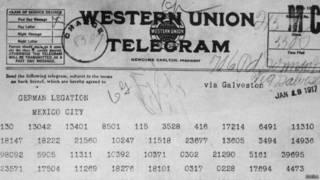 Telegrama de Zimmermann