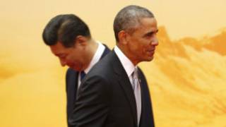 Shugaba Obama da shugaban China Xi Jinping