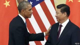Barack Obama na Xi Jinping biyemeje kugabanya ibihumanya ikirere