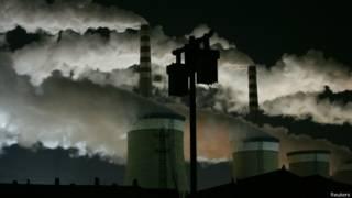 Угольная ТЭЦ в Китае