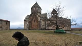 Церковь в Карабахе