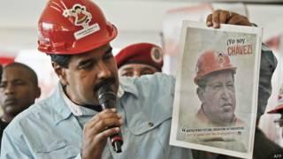 Maduro en cadena