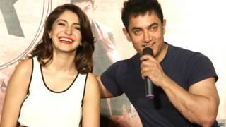 आमिर ख़ान, अनुष्का शर्मा