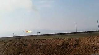 Падение Ми-24