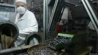Производство  топливных таблеток диоксида урана
