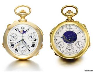 Reloj Supercomplication