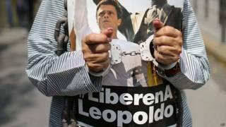 Campaña por Leopoldo López