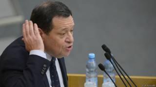 Депутат Госдумы Андрей Макаров