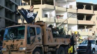 इस्लामिक स्टेट, सीरिया, रक्का
