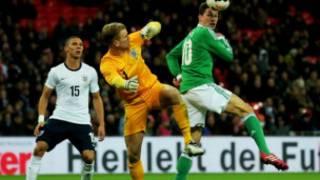 England Qualifier