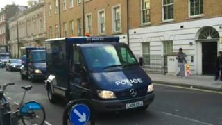 Полицейские фургоны