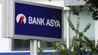 Bank Asya tabelası