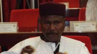 Amadou Salifou, Kakakin Majalisar Dokokin Nijar