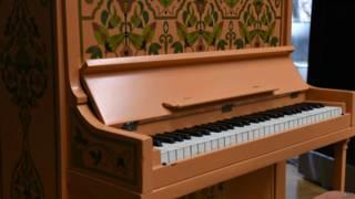 بيانو كازابلانكا