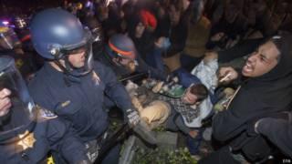 protestas en ferguson, estados unidos